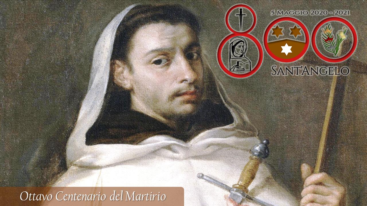 800° del Martirio di Sant'Angelo Carmelitano